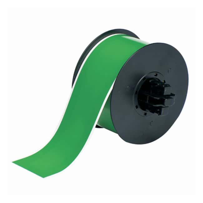 Brady™ BBP™ Indoor/Outdoor Vinyl Tape 2.25 in. wide; Green Brady™ BBP™ Indoor/Outdoor Vinyl Tape