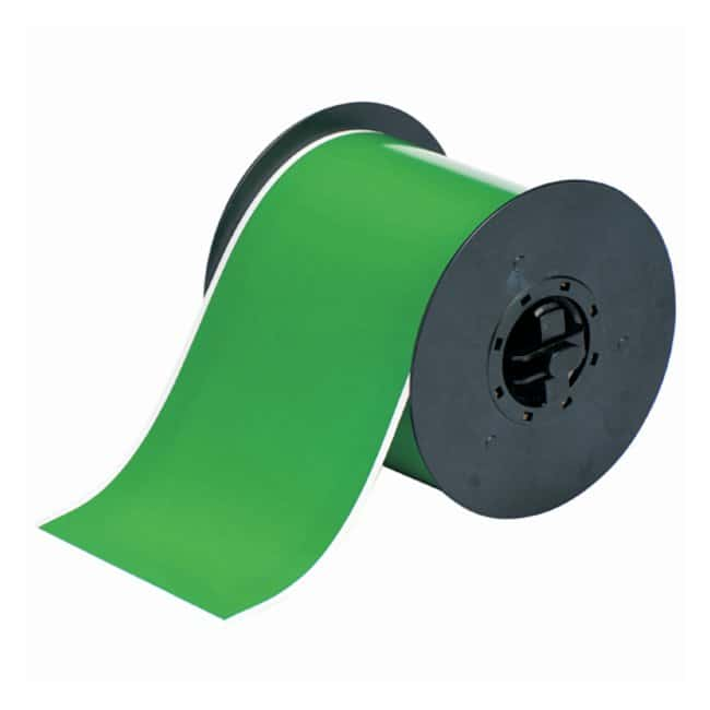 Brady™ BBP™ Indoor/Outdoor Vinyl Tape 4 in. wide; Green Brady™ BBP™ Indoor/Outdoor Vinyl Tape
