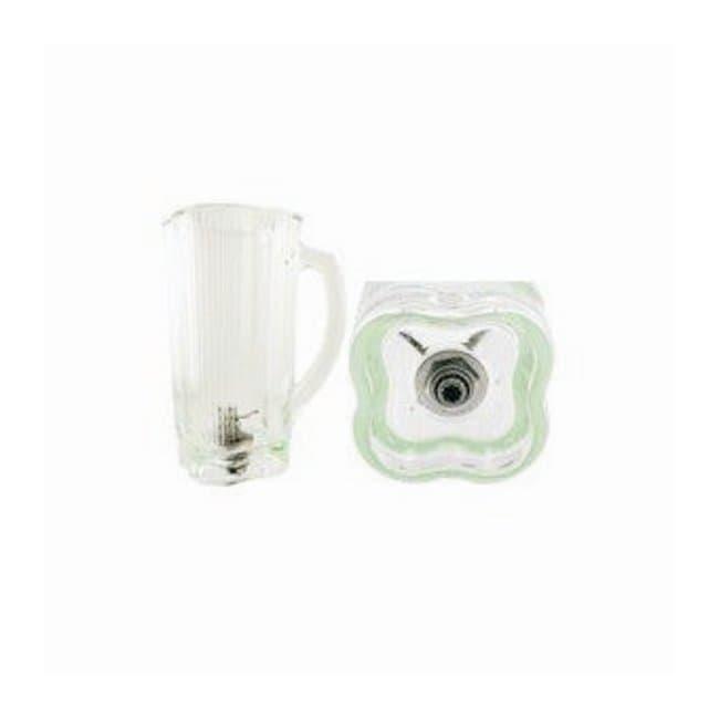 Conair Waring Glass Jar with Blending Assembly Blending assembly:Sonicators,