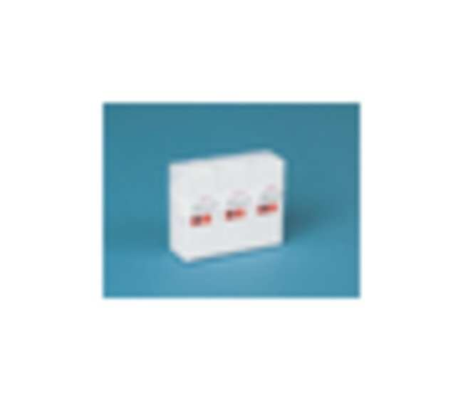BUCHICalibration and Verification Standards for BUCHI Melting Point Instruments Verification kit; Model: M-560/565 BUCHICalibration and Verification Standards for BUCHI Melting Point Instruments