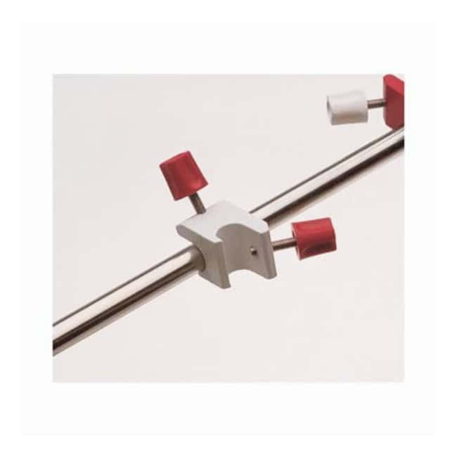 Harvard Apparatus Stronghold Open-Sided Connector Color: white:Clamps,