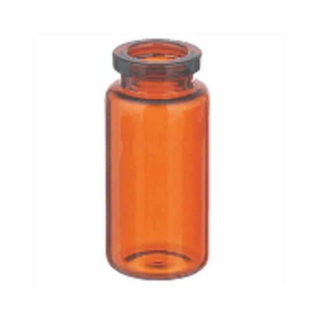 DWK Life Sciences Wheaton Serum Vials  Amber; 10mL:Test Tubes, Vials, Caps