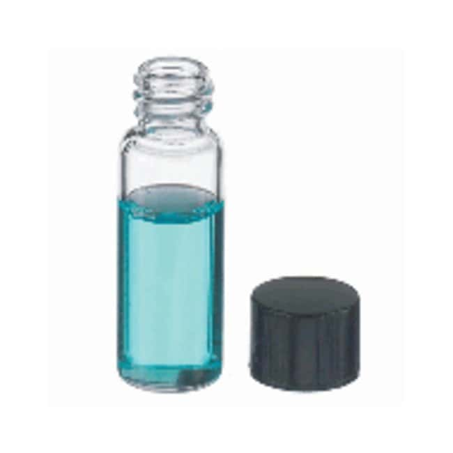 DWK Life Sciences Wheaton™ E-C Sample Vials Clear; Cap: 8-425; 2mL DWK Life Sciences Wheaton™ E-C Sample Vials