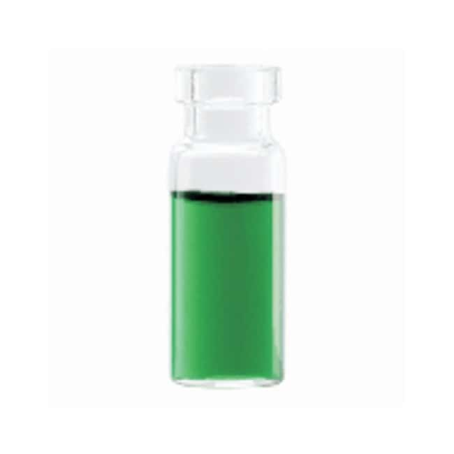 DWK Life Sciences Wheaton Clear Glass E-Z Vials :Chromatography:Autosampler