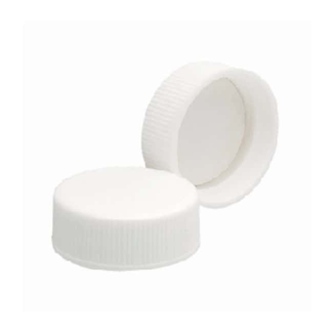 Liner Ldpe Pharmaceutic : Wheaton white polypropylene caps with ptfe faced foamed