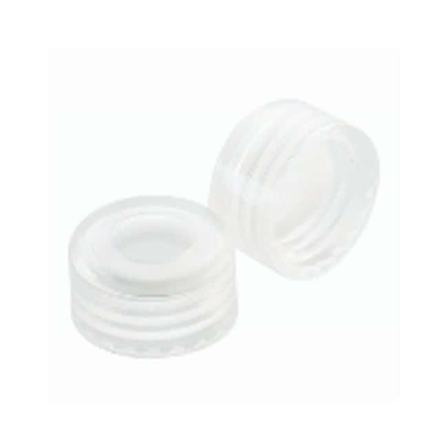 DWK Life Sciences Wheaton Caps for 12mm x 32mm Large Opening ABC Vials