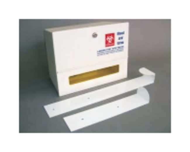 Therapak Plastic Duramark Lock Boxes:Racks, Boxes, Labeling and Tape:Mailing