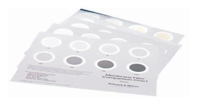 MilliporeSigma Color Standards Chart ::