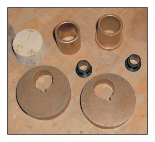 W.S. TYLER RO-TAP II Sieve Shaker Maintenance Kits:Spatulas, Forceps and