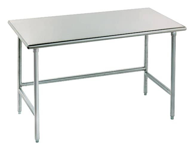 Advance TabcoPremium Series Stainless-Steel Work Tables:Furniture:Desks