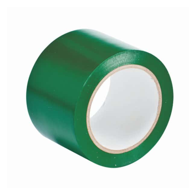 Brady Aisle Marking Tapes 3 in. x 36 yd.; Green:Gloves, Glasses and Safety