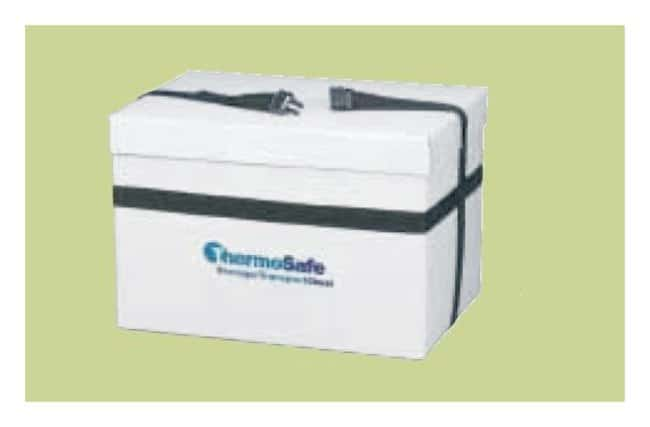 Sonoco ThermoSafe Laminated Fiberboard  Storage/Transport Units Hard-cased