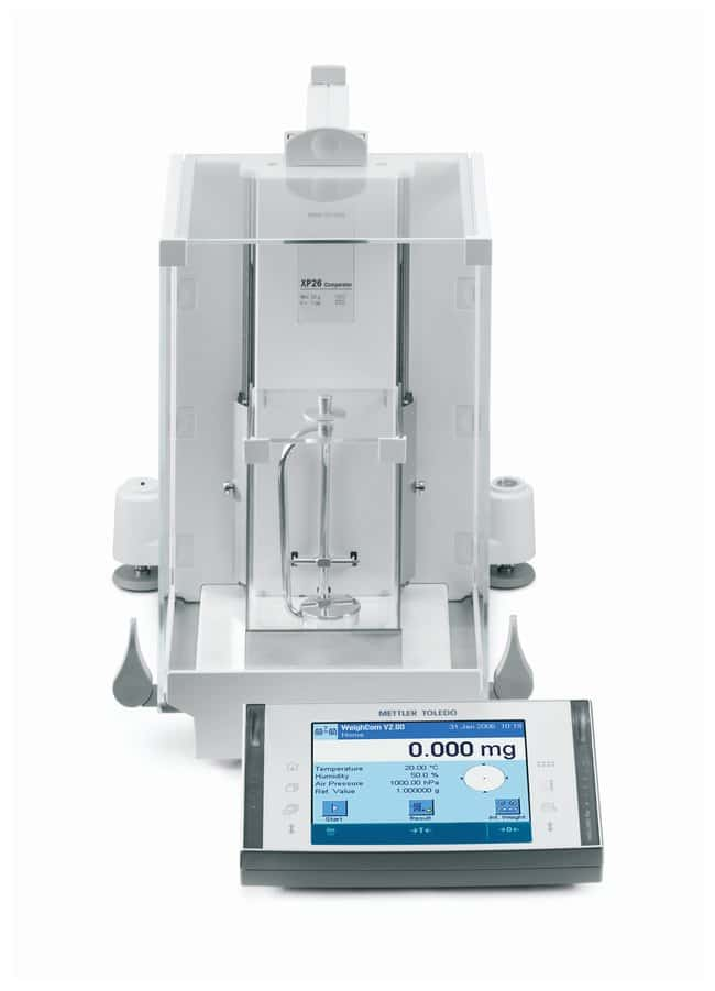 Mettler Toledo Excellence Plus XP Microbalances Capacity 22g; Readability