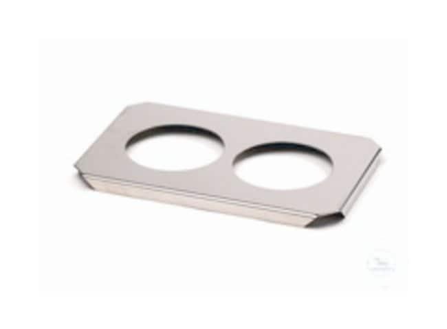 Fisherbrand™Tapas de acero inoxidable para baños de ultrasonidos 2,83l Fisherbrand™Tapas de acero inoxidable para baños de ultrasonidos
