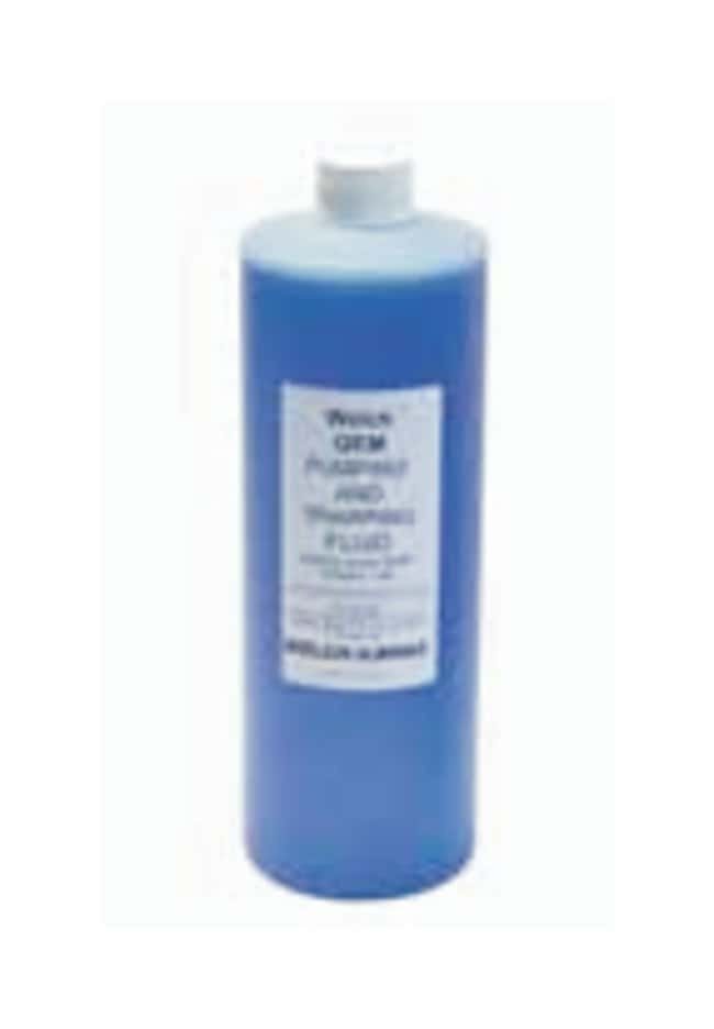 WelchPumping/Trapping Fluid for Gelmaster Gel Dryer Vaccum System Pumping/Trapping