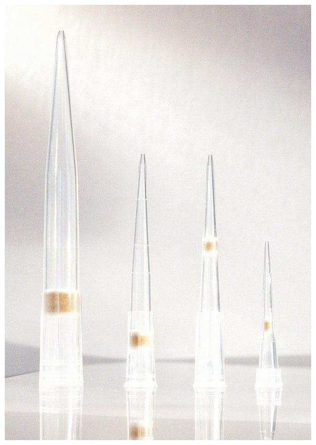 Axygen™GEN3™ Multi-Barrier Pipette Tips Racked, Sterile; 10 μL Axygen™GEN3™ Multi-Barrier Pipette Tips