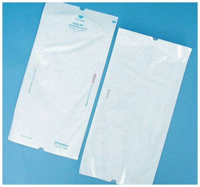PropperChex-All™ Sterilization Pouches