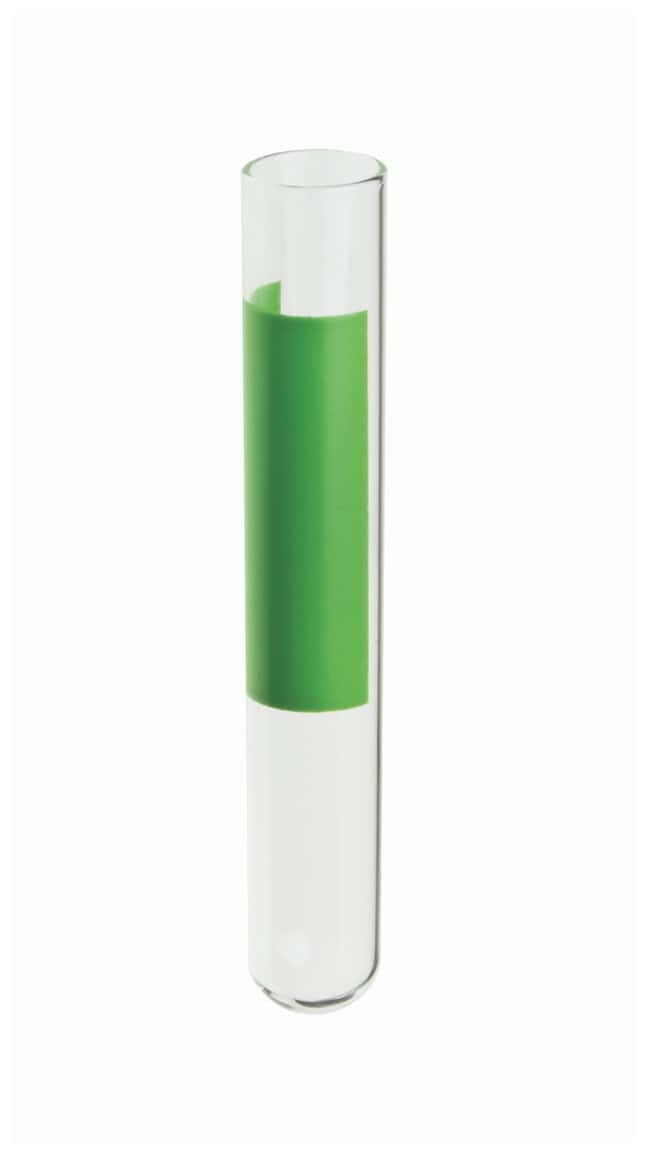 DWK Life SciencesKimble Rim Top Mark-M Borosilicate Glass Culture Tubes