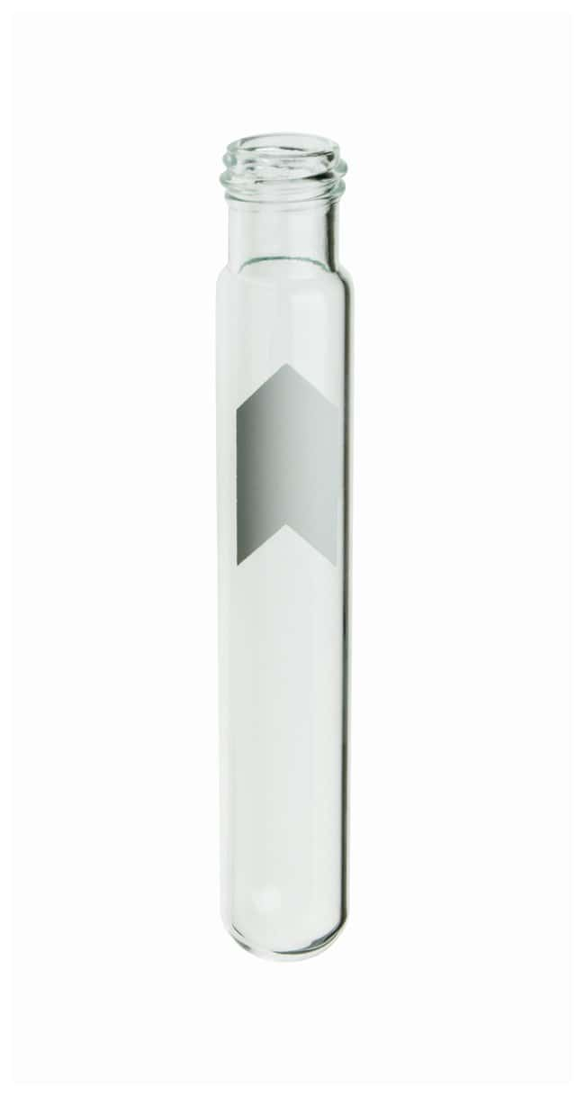 DWK Life Sciences Kimble Culture Tubes with Marking Area Capacity: 12.0mL:BioPharmaceutical