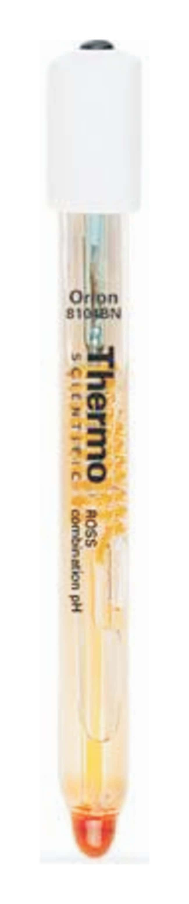 Thermo Scientific™Orion™ 8104BN ROSS™ Combination Rugged Bulb pH Electrode With BNC connector, rugged bulb; 120 x 12mm Thermo Scientific™Orion™ 8104BN ROSS™ Combination Rugged Bulb pH Electrode