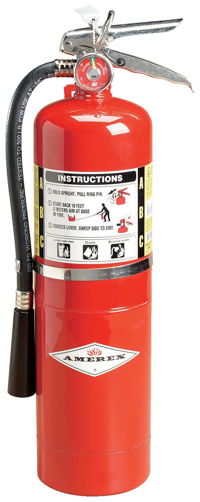 Amerex™ ABC Fire Extinguisher <img src=