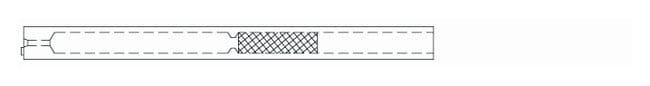 Restek™Split/Splitless Liners for Agilent™ 6890 GCs: Low Pressure Drop IP deactivation; 5/Pk. Restek™Split/Splitless Liners for Agilent™ 6890 GCs: Low Pressure Drop