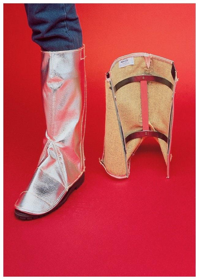 Black Stallion Aluminized Heat-Resistant Leggings Aluminized spring clip