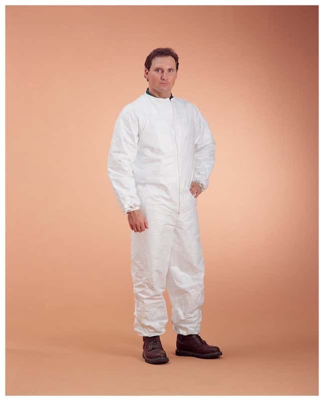 DuPont™ Tyvek™ IsoClean™ Series 182B Coveralls, Clean-Processed
