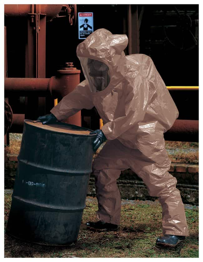 DuPont Responder CSM  Suits:Gloves, Glasses and Safety:Personal Protective