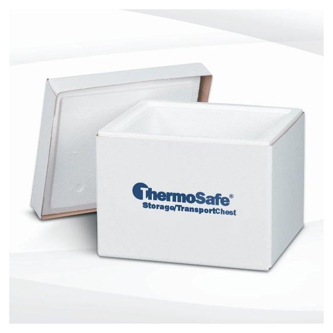 Sonoco ThermoSafe Laminated Fiberboard  Storage/Transport Units Foam container
