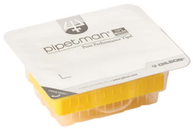 Gilson™ PIPETMAN™ Diamond Blister Pack Refill Pipette Tips Gamma-ray sterilized; Standard tips; Volume range: 2 to 200μL Gilson™ PIPETMAN™ Diamond Blister Pack Refill Pipette Tips