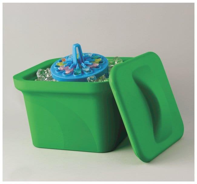Bel-Art™Seaux à glace Magic Touch 2trade; Vert; 1l Bel-Art™Seaux à glace Magic Touch 2trade;