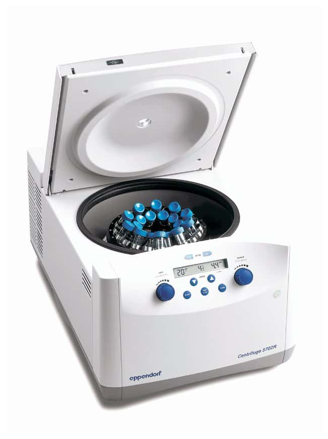Eppendorf 5702 Series Centrifuge W 4 X 100ml Swing Bucket