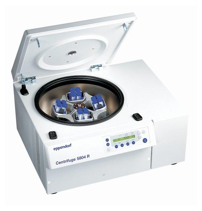 EppendorfModel 5804R Centrifuge 220V 50Hz, 15A (Intl.); Refrigerated; 82kg:Centrifuges