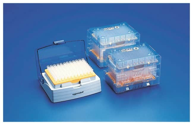 EppendorfepTIPS Sets Volume: 500 to 2500μL; Packaging: Set of 5 x 48:Pipette
