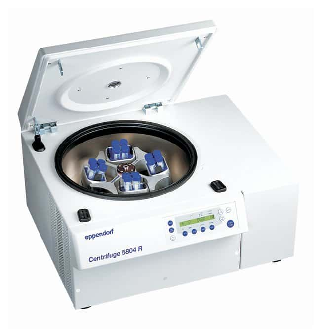 Eppendorf 5804 Series Centrifuge With Rotor Packages