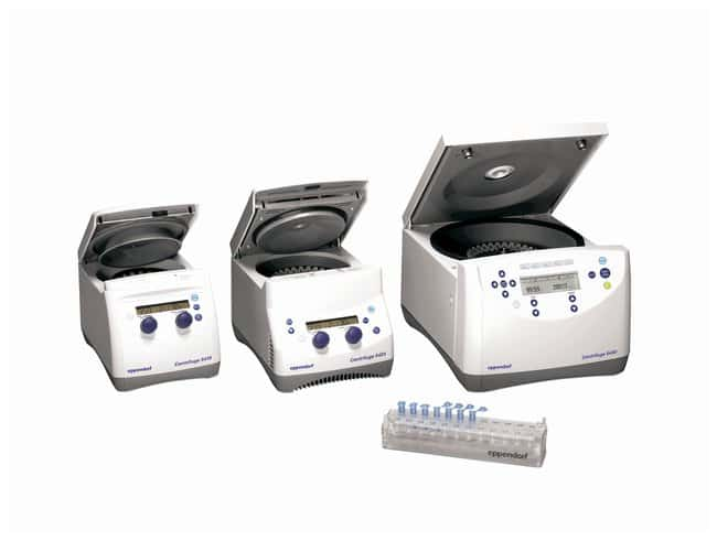 Eppendorf™ Model 5430 Microcentrifuges Model 5430; Keypad control; Without rotor; 230V 50Hz Eppendorf™ Model 5430 Microcentrifuges