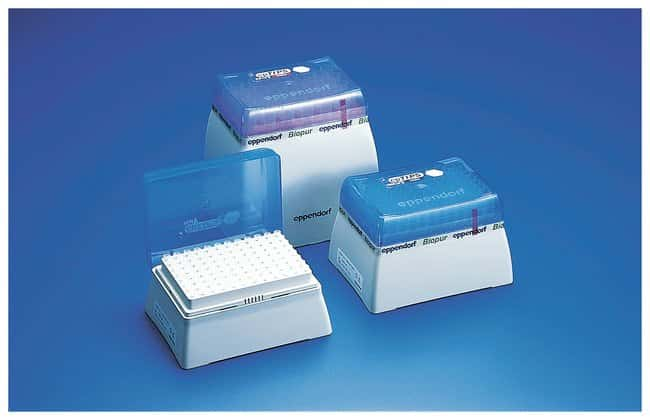 Eppendorf epTIPS, Sterile  Volume: 50 to 1250µL; Packaging: rack,