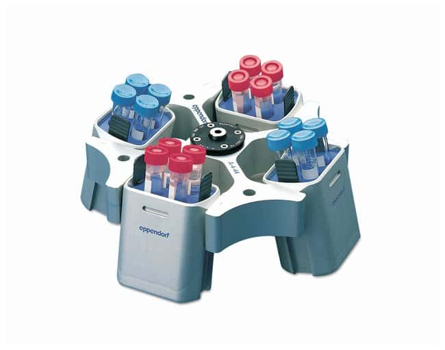 Eppendorf 5804/5810 Series Four-Place Swinging Bucket Rotor  Capacity:
