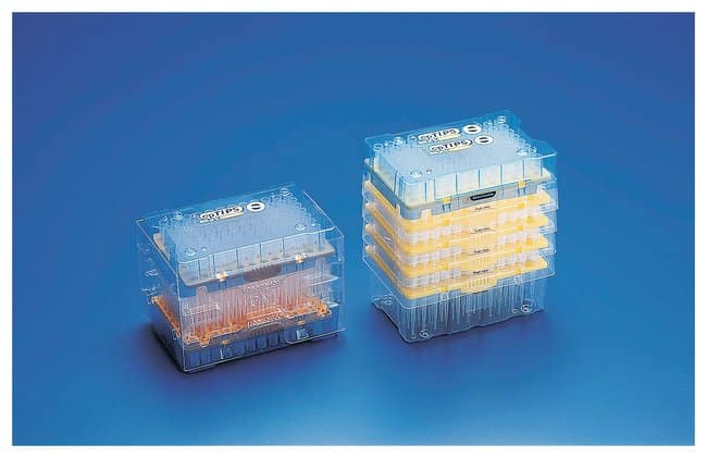 Eppendorf epTIPS Boxes and Refill Trays  Volume: 500 to 2500µL; Packaging:
