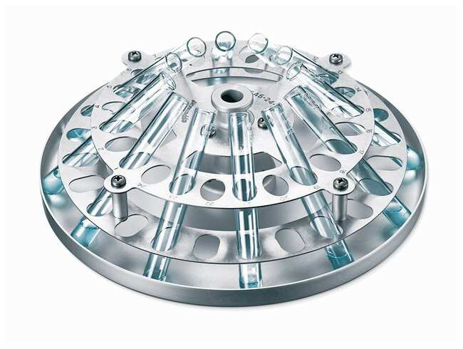 Eppendorf Rotors for Vacufuge Concentrator :Spectrophotometers, Refractometers