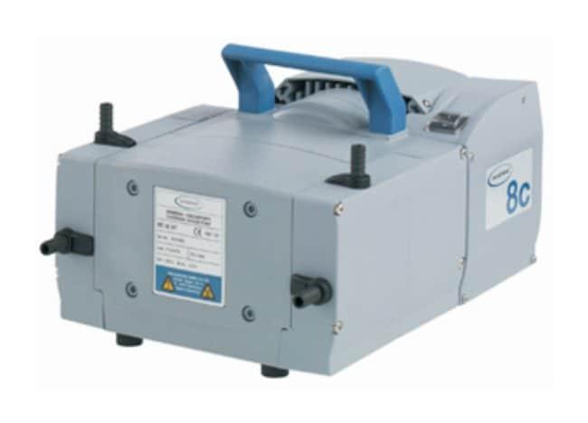 VACUUBRAND™ME8C NT Dry Chemistry Diaphragm Pump 230V; CEE plug VACUUBRAND™ME8C NT Dry Chemistry Diaphragm Pump