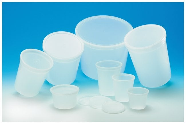 Biomedical Polymers Translucent Multipurpose Containers