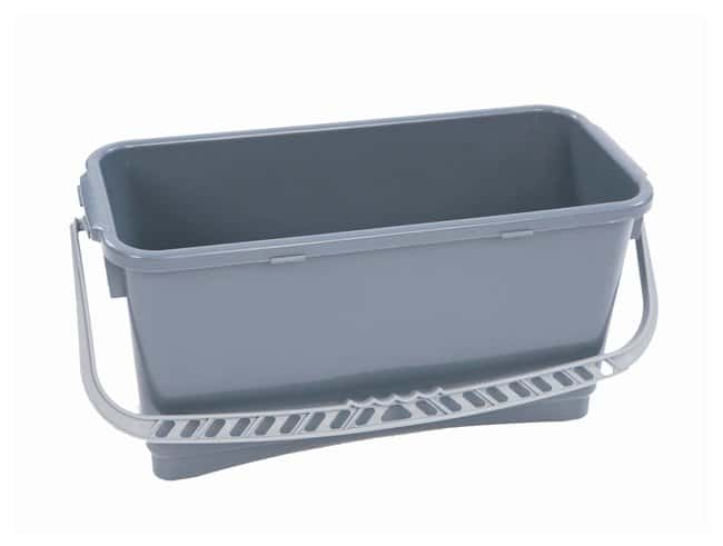 Contec™ Universal Replacement Buckets Color: Gray, 5 gal. Contec™ Universal Replacement Buckets