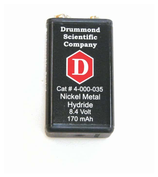 Drummond Pipet-Aid Series Pipet Controller Accessory, Ni-MH Rechargeable  Battery
