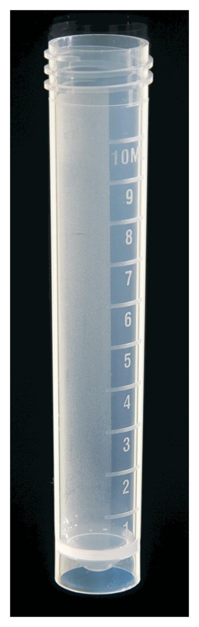 Axygen™Tubos de transporte con tapón de rosca Axygen™ 10mL transport tube; With attached cap; Presterilized Axygen™Tubos de transporte con tapón de rosca Axygen™