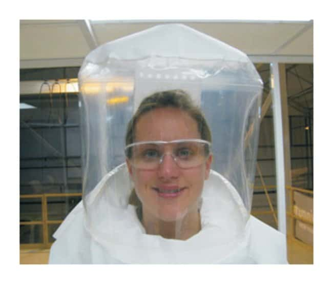 ILC Dover Sentinel Clear Hood 3/Pk.:Gloves, Glasses and Safety