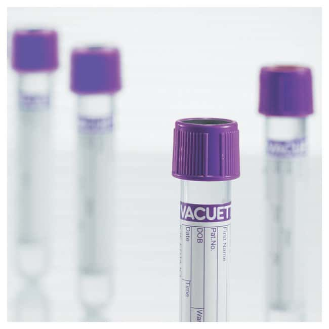 Greiner Bio-One&nbsp;Hematology K<sub>3</sub> EDTA Evacuated Tubes