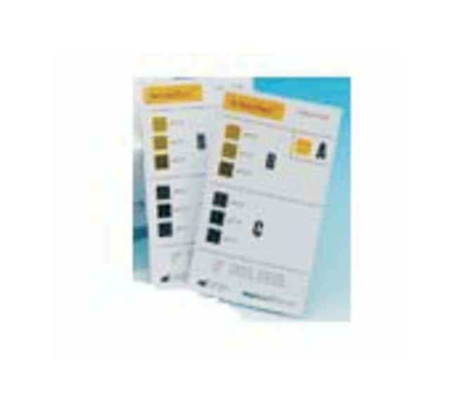 Pro-Lab Diagnostics AmnioTest Kit Supplies Color Interpretation Cards:Diagnostic