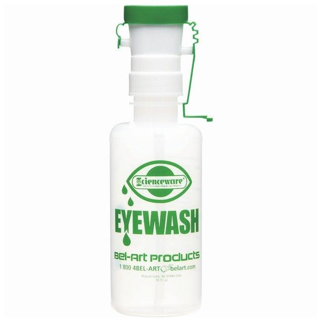 Bel-Art™SP Scienceware™ Augenwaschflasche Fassungsvermögen: 500ml (16oz.) Bel-Art™SP Scienceware™ Augenwaschflasche
